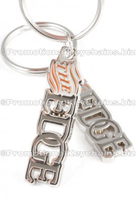 CustomKeychainsArtisanSeries™CustomMadeMetal-TheEdge