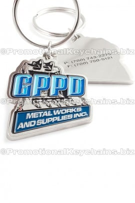 CustomKeychainsArtisanSeries™-GPPDMetalWorks&Suppliers