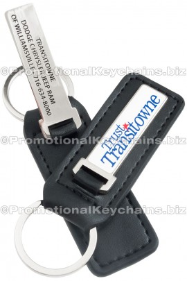 GenuineLeatherCustomKeyFob-LongRectangle-Transitowne
