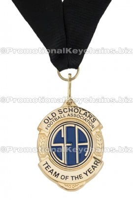 CustomMadeAwardMedals-PolishedMetal