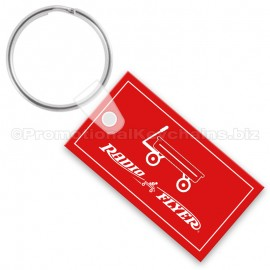 CustomizedKeychains-RectangleSoftVinylKeychain