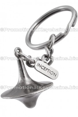 CustomKeychainsRepliCastProductSeries3DCastMetal-InceptionTop