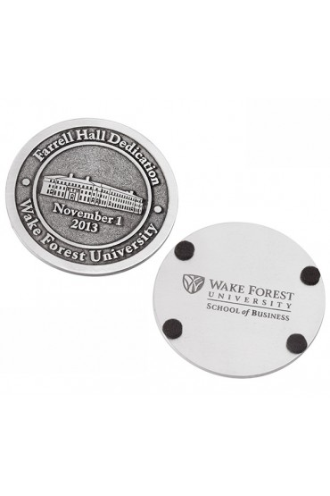 Solid Pewter Coasters