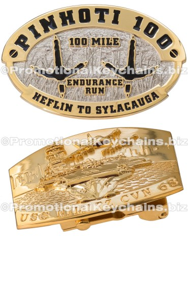 Custom Belt Buckles Polished