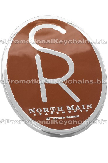 Classic Heavyweight Enamel Color Filled Drink Coaster
