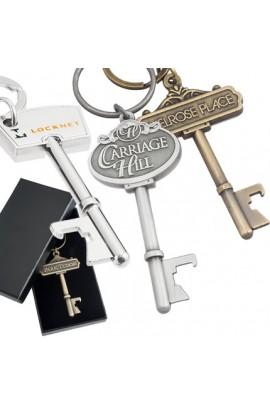 KeyShapedCustomizedBottleOpenerKeychains