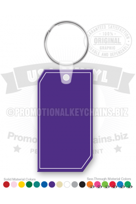 RectangleVinylKeychain