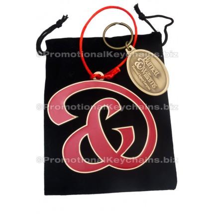 Custom Ornament and Keychain Gift Set