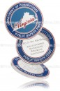 Die Struck Coin Manufactured For State of Virgina Commemoration