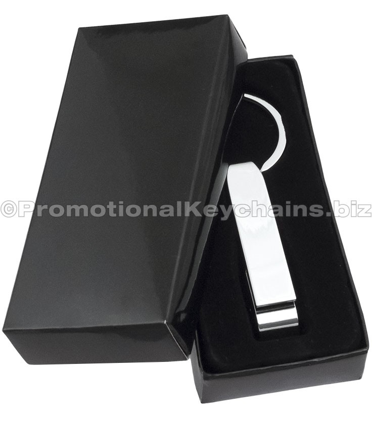 heavyweight polished chrome classic bottle opener engraved keychain. Black Bedroom Furniture Sets. Home Design Ideas