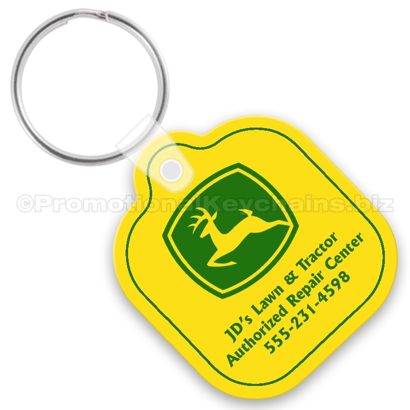... Promotional Keychains Rounded Square With Tab Vinyl Keychains ... effd6440b