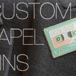 Always Popular Custom Lapel Pins