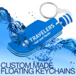 Floating Keychains Custom Made For You