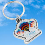 Summer Is Festival Season -- Reach A Wider Audience With Promotional Keychains